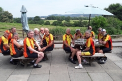 Cake ride part 1 on July 1st at Tortworth Farm Shop(1)