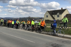 Stonehouse Wheelers meet Stroud Valleys CC during March