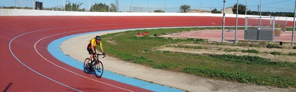 October Sineu Velodrome Mallorca